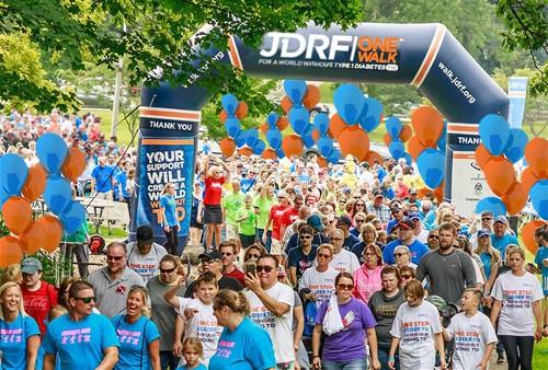 Eradicating Type 1 Diabetes: One Walk Sarasota Needs You