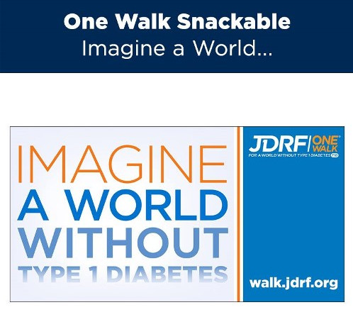 Imagine a world without Type 1 Diabetes
