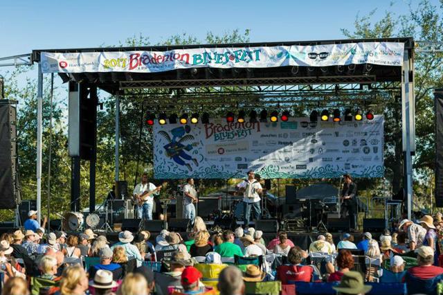 Bradenton Blues Festival Announces 2018 Line-Up & Activites