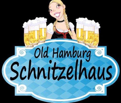 Old Hamburg Schnitzelhaus, Great German Food on Anna Maria Island