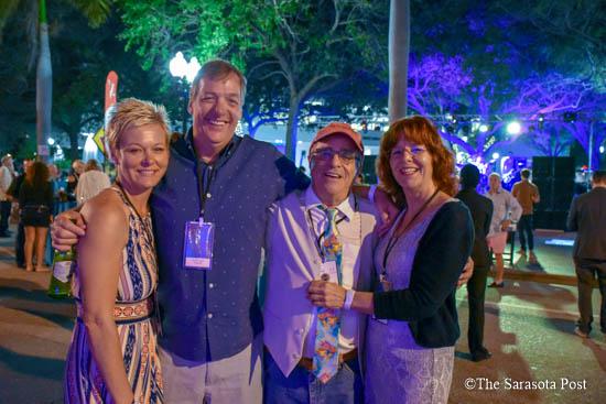 Opening Night 2018 Sarasota Film Festival