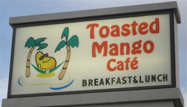 Congratulations to Sarasota's Toasted Mango Café- Best Waffle
