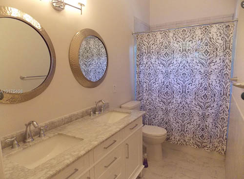 Bathroom is no longer ugly!