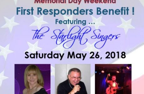 The Starlight Singers Memorial Day Weekend Variety Show Benefits First Responders