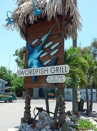 Swordfish Grill & Tiki in Cortez will host Giving Back 2018 in September.