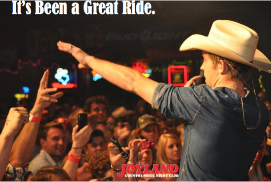Great country music at Joyland in Bradenton