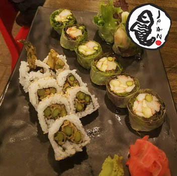 Japanese Food Sarasota, Florida