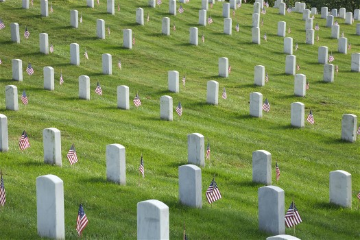 Memorial Day, A Time to Honor our Soldiers Who Have Given Their Lives to Keep Us Free