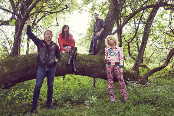 Little Big Town will headline Party in the Pines Country Music Festival Oct 19-20
