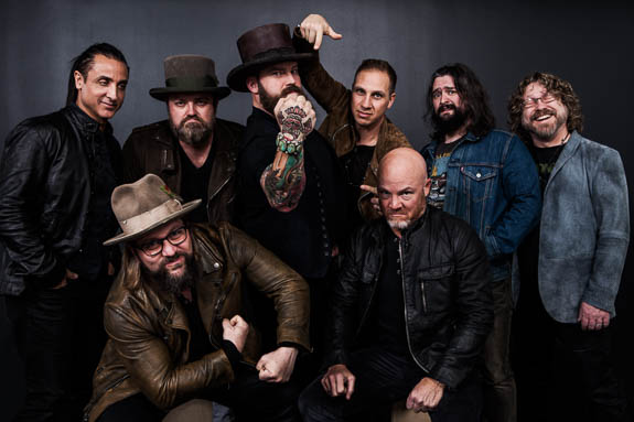 Zac Brown Band will headline at Party in the Pines Country Music Festival Oct 19-20