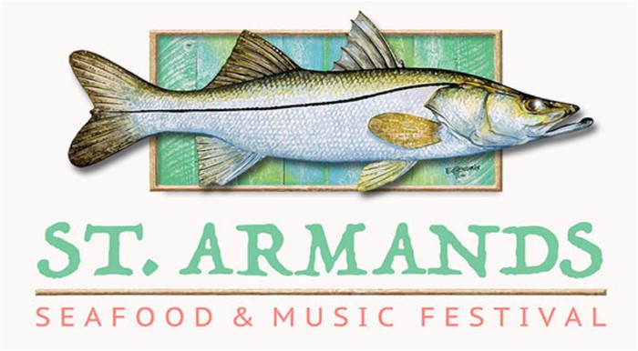 Rescheduling of St. Armands Seafood & Music Festival in Sarasota!