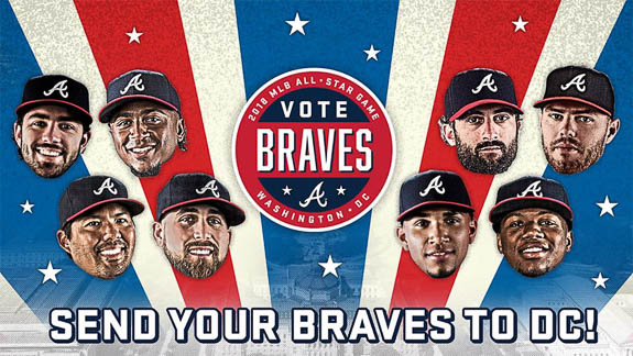 Atlanta Braves coming to South Sarasota Country for Spring Training
