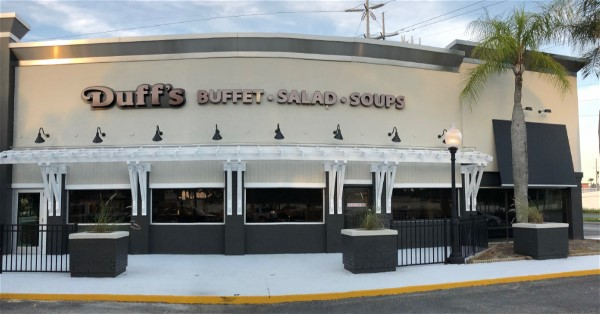 Duff's Buffet Opens New Location in Clearwater, Florida
