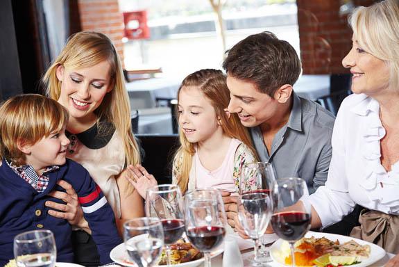 Kid Friendly Restaurants in Sarasota/Bradenton