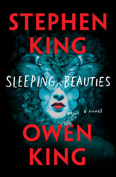 Owen King collaborates with his father, Stephen King, in Sleeping Beauties.