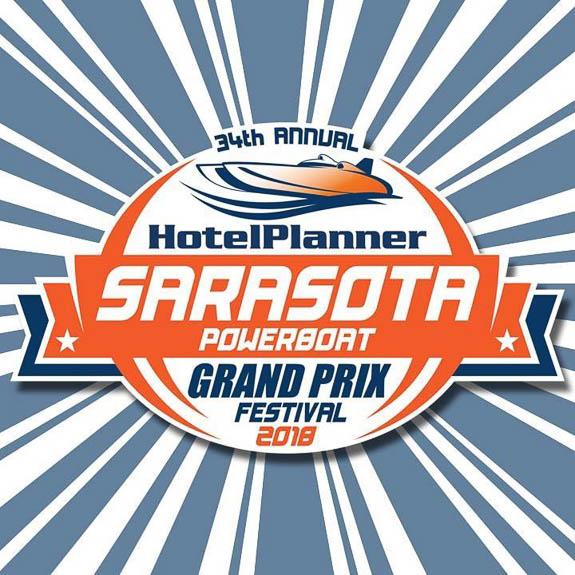 The HotelPlanner Sarasota Powerboat Grand Prix Festival June 23 - July 4, 2018