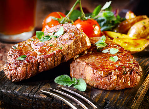 Apine Steakhouse offers great food participating in Savor Sarasota.