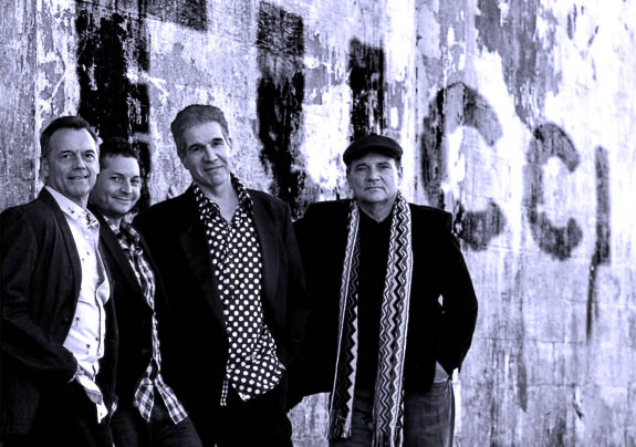 "Tucci Band Announces Big Changes and ""The Tucci Project"""