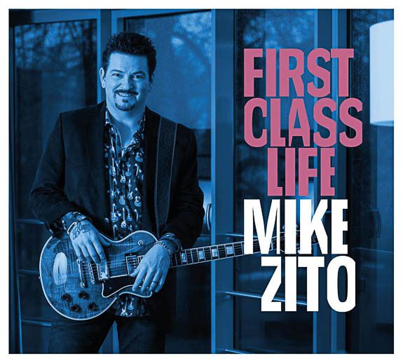 "Mike Zito ""First Class Life"" CD"