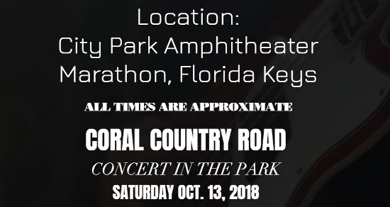 Concert in the Park, Marathon, Florida