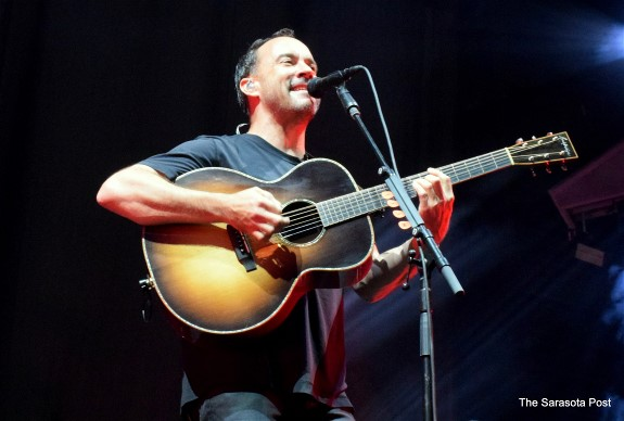 Dave Matthews Band Plays Sold-Out Show at Mid-Florida Amphitheatre in Tampa