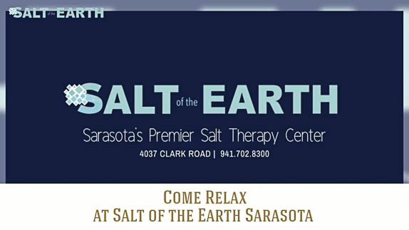 Relax! Go Do It At Salt of the Earth in Sarasota