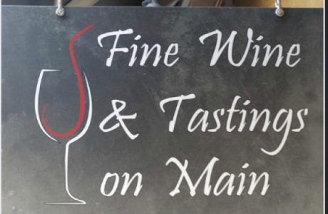 I played Hooky on Friday - At a Wine Shop in Lakewood Ranch, FL