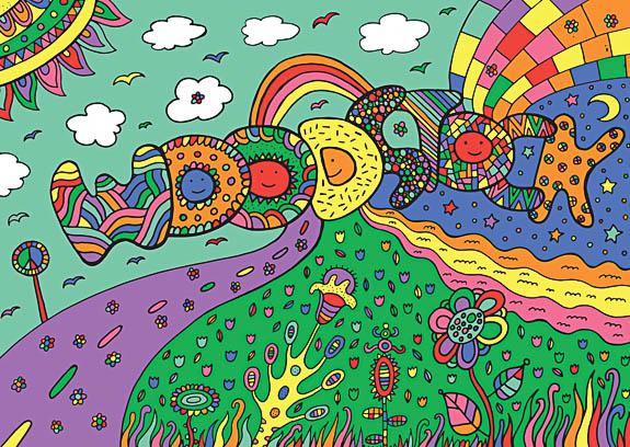 Woodstock Festival in downtown Sarasota, FL