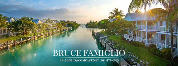 Sarasota's Bruce Famiglio Launches Realty Advisor Website