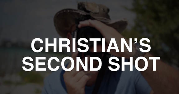 Photographer And Veteran Christian Ulanch - Second Shots From Bradenton, Florida