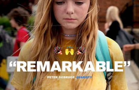 "Shown at the 2018 Sarasota Film Festival, ""Eighth Grade"" opens Nationwide: Enjoy the Horrors and Humors of Teenagehood"