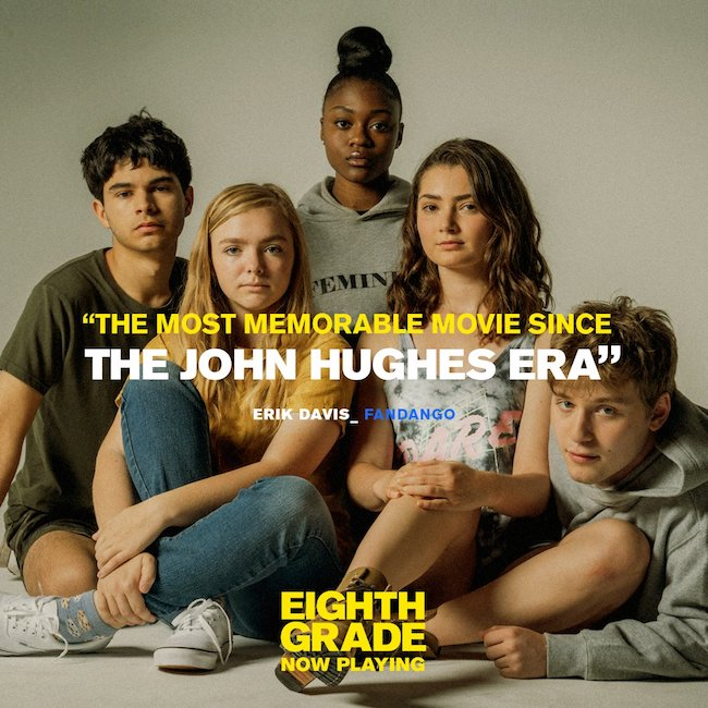 """Eighth Grade"" opens Nationwide: Enjoy the Horrors and Humors of Teenagehood"