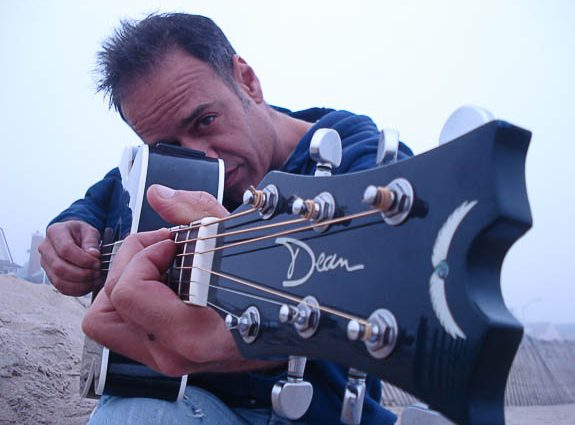 Rob Garcia, Local Sarasota, Bradenton, Venice Musician Strikes a Chord with Rock 'n' Roll Show