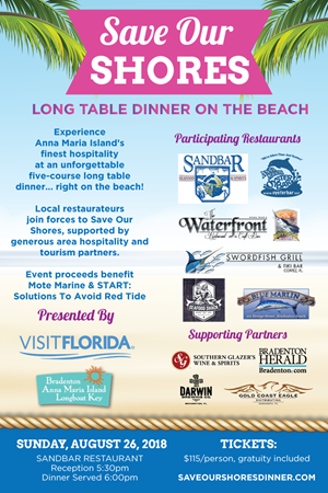 Save Our Shores, Anna Maria Island