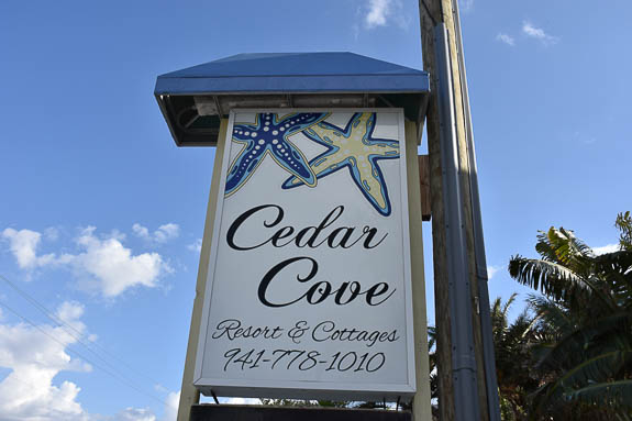 Anna Maria Island Cedar Cove Resort & Cottages- Get Away from the Stress!