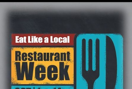 "Sarasota-Manatee Originals Restaurant Week a Chance to ""Dine to the Nines"" October 1-14"