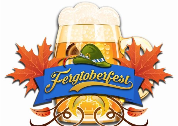 "Fergtoberfest- ""It's Downtown St. Pete's newest Oktoberfest done Ferg's way!"""