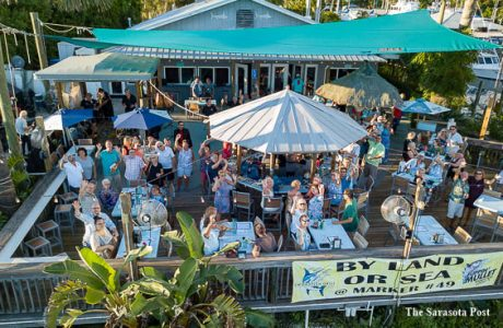 Sold-Out Charity Event at Swordfish Grill & Tiki in Cortez Raises Over $20K!!