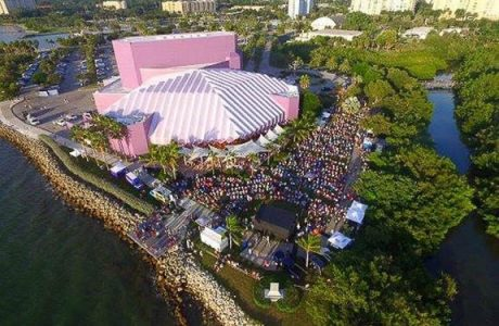 Giving Hunger the Blues Returns to Sarasota Bayfront In October
