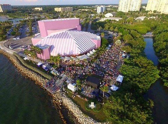 Giving Hunger the Blues Returns to Sarasota Bayfront In October