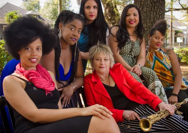 Grammy-nominated Jane Bunnett and Maqueque to Play Fogartyville in Sarasota, FL