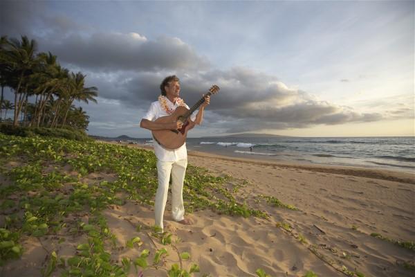 "Slack Key Guitar Master Jim ""Kimo"" West to Play Fogartyville in Sarasota"