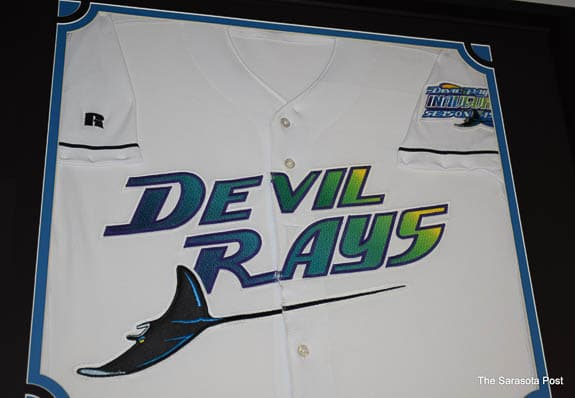 The Tampa Bay Rays were originally called The Devil Rays.