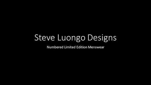 Drummer Steve Luongo Keeps an Artistic Beat With His Designer Threads - A Sarasota Post Interview