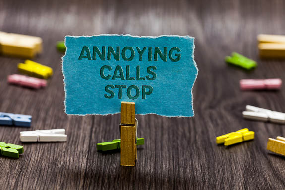 Stop Your Spam Calls in Florida - Now!!