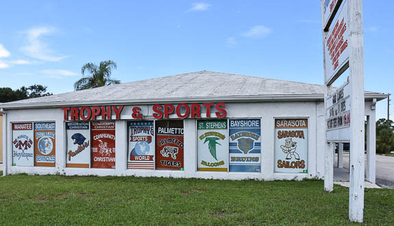 Trophy and Sports World – Serving the Bradenton Area for Over 25 Years