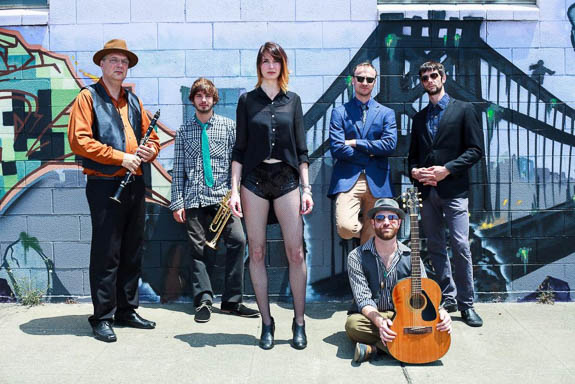Tumbledown House Bring Jump Jazz and Blues to Fogartyville
