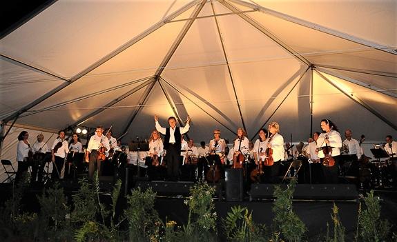 """Anna Maria Island's annual """"Symphony on the Sand"""""""