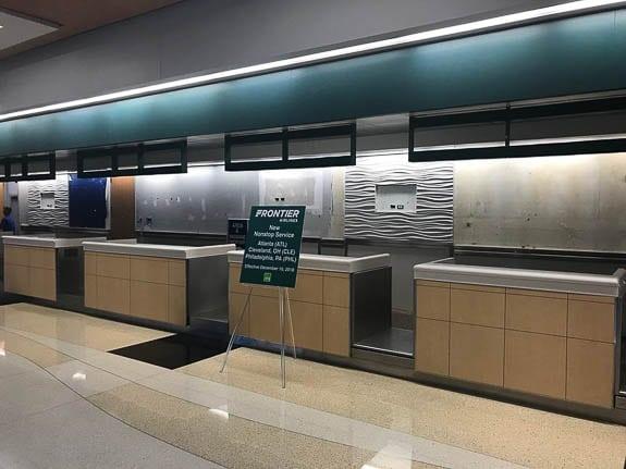 Sarasota/Bradenton Airport is growing.