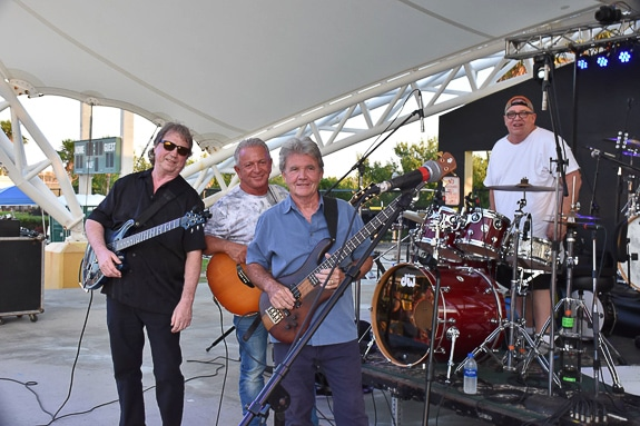 The Billy Rice Band is playing at Mattison's City Grille- Bradenton Riverwalk